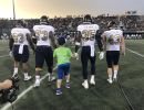 Alex participating in Coach to Cure MD on September 24, 2016 -Photo Courtesy of FIU Football