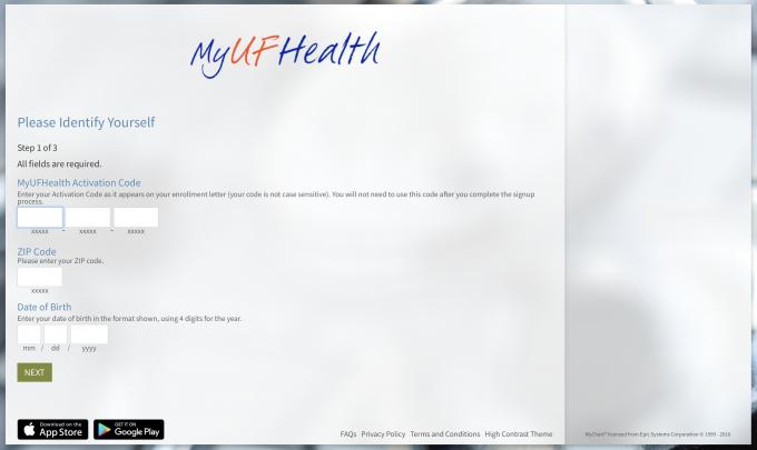 UFHealth MyChart