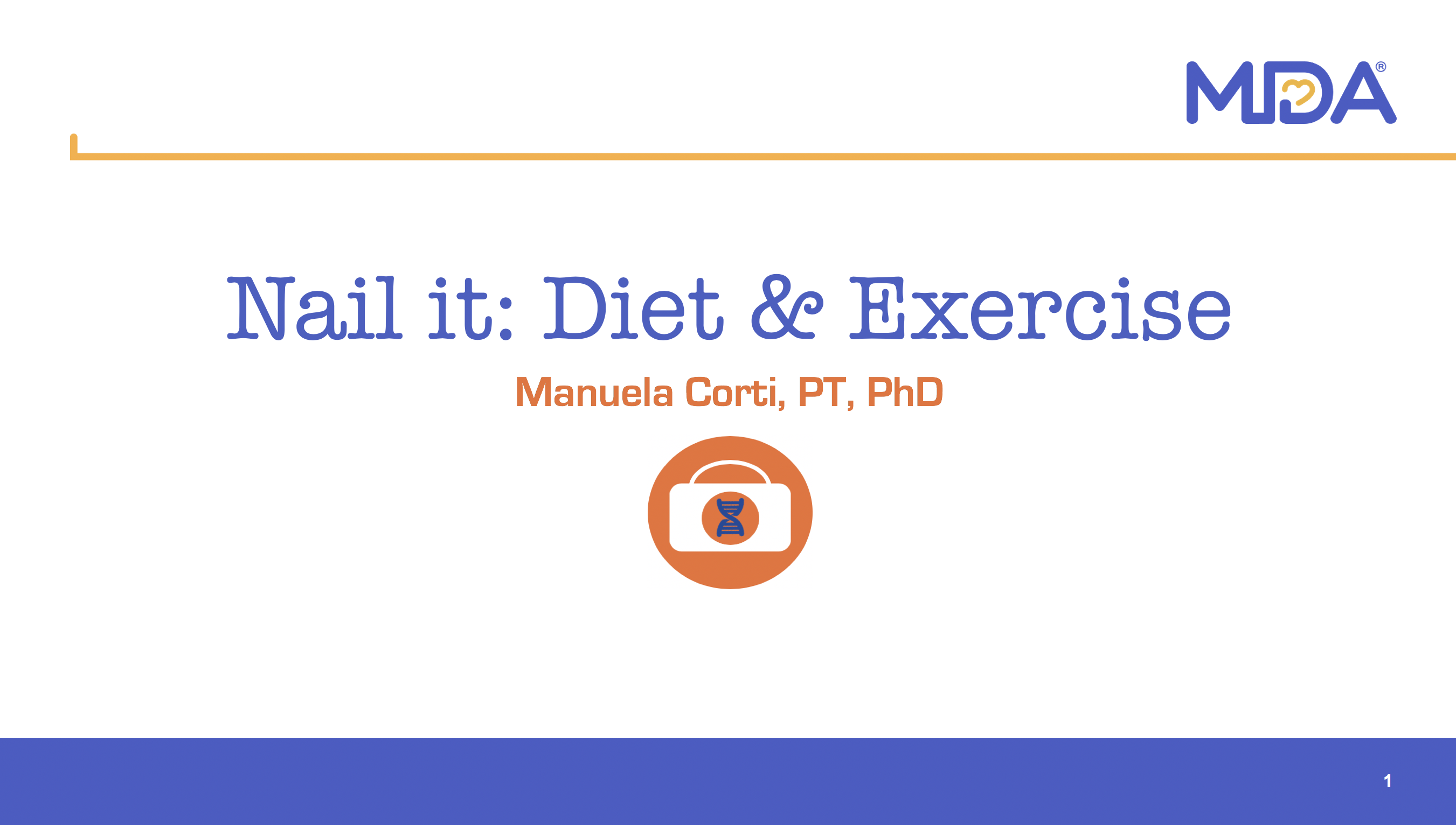 Corti: Diet and Exercise